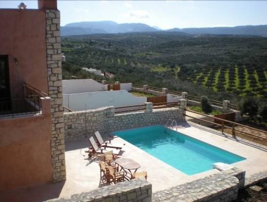 Villas Crete - Sitia Villas Delight