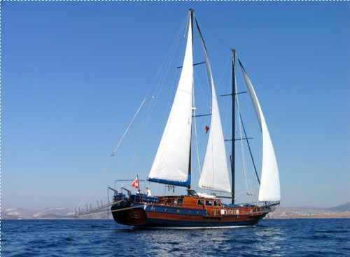 03 - Blue  Voyage  & Private Boat Charter @ Turkey
