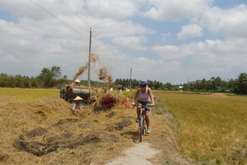 Vietnam Countryside Discovery  On 02 Wheels ( 08 Days Trip)