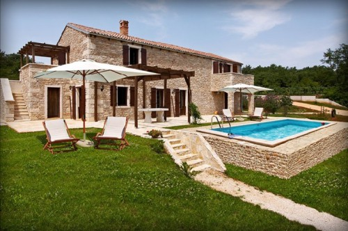 Authentic Istrian Villa With Pool - 6710