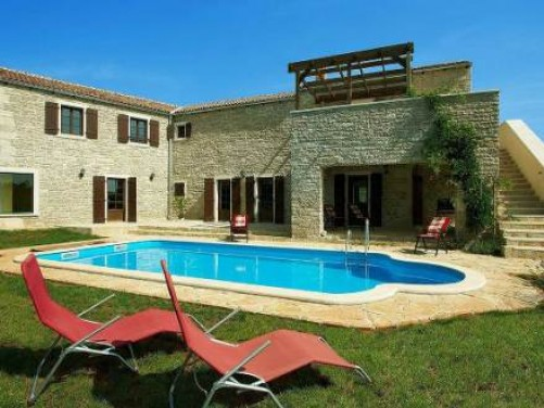 Authentic Istrian Villa With Pool - 6806