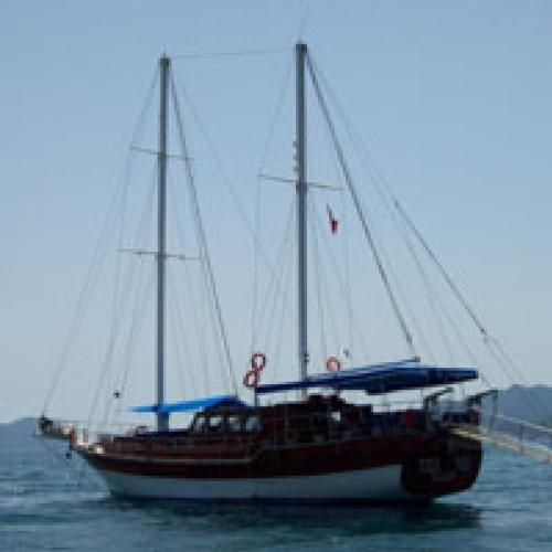 8 Days Blue Cruise Bodrum - Gokkova - Bodrum