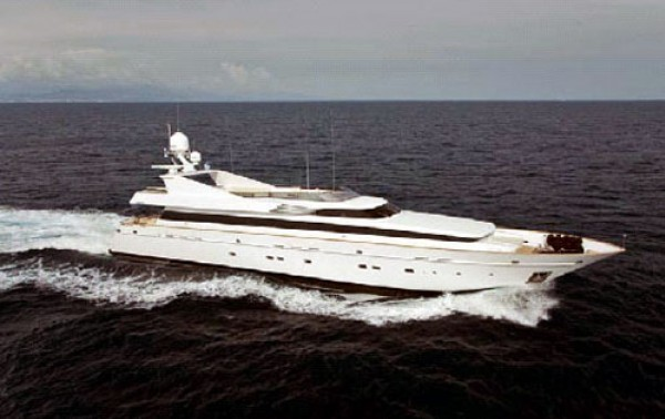 M/y Mabrouk