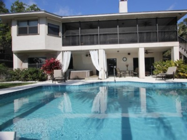 3 Palms Villa