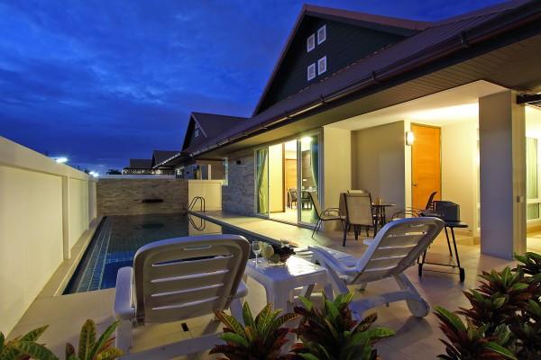 A15 La Ville Grande Pool Villa 3 Bed/ 3 Bath