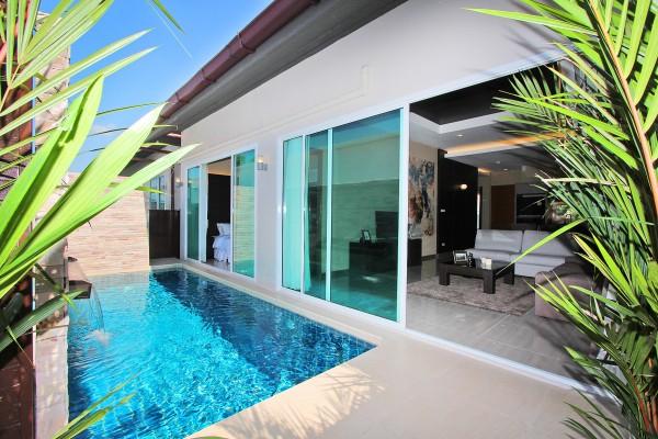 B03 La Ville Pool Villa 3bed/2bath