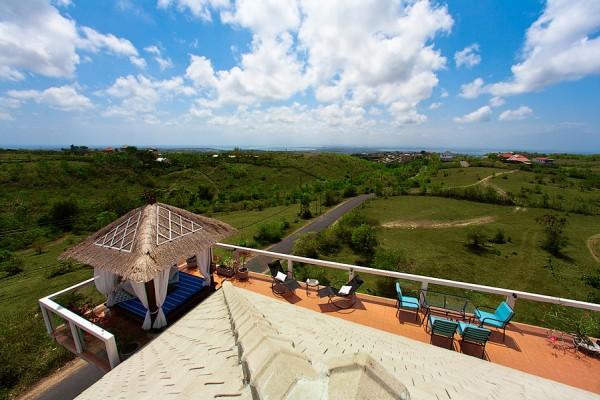 Great Views, Rooftop Bale, Modern Villa Sky House