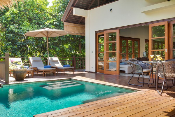 4 Bedrooms Villa Indah With Private Pool And Private Beach