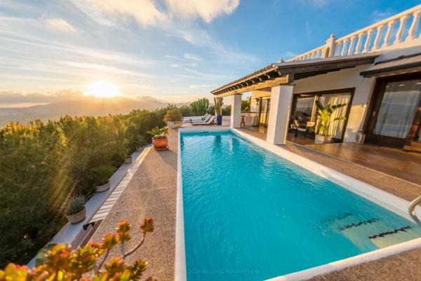 5 Star Luxury Ibiza Villa With Ocean Views