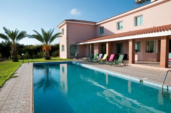 Amalthia Villas - 5 Bedrooms (sea View)