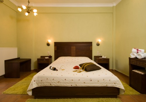 Double/twin Room With Meteora View | Dellas Boutique Hotel