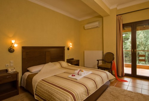 Double/twin Room With Forest And Mountain View | Dellas Boutique Hotel