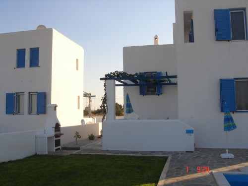 Villa Aggelos - Raysa Villas Complex